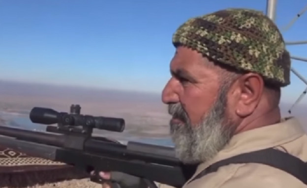 אבו תחסין אל-צלחי (צילום: צילום מסך מתוך youtube)