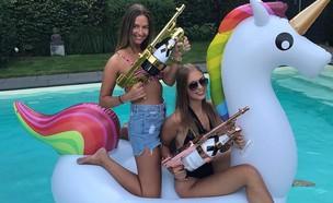 רובה שמפניות (צילום: יחסי ציבור)