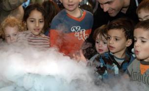פעילויות מדע (צילום: מיכאל יגודין, יחסי ציבור)