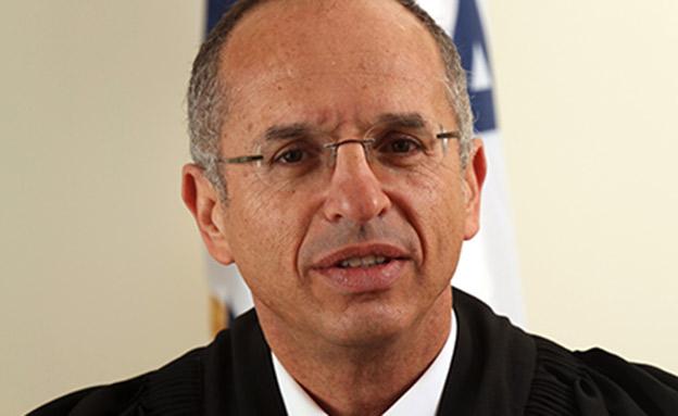 שופט העליון נועם סולברג (צילום: Yossi Zamir/Flash 90)