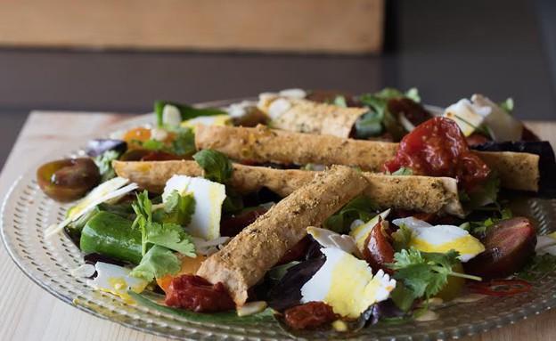 איטלקי מקומי - סלט פנצאנלה  (צילום: נמרוד סונדרס, אוכל טוב)