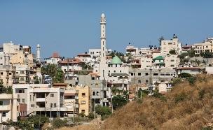 כפר קאסם, ארכיון (צילום: פלאש 90)