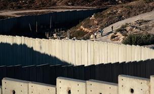 גדר ההפרדה (צילום: חדשות 2)