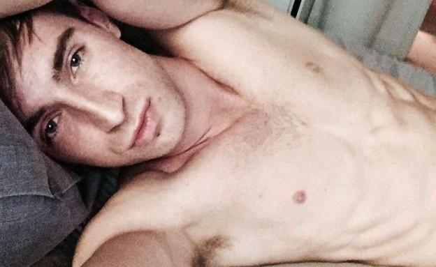 קיידן גריי (צילום: מתוך instagram)