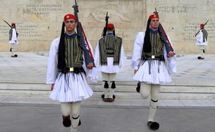 משמר המלך היווני (צילום: יחסי ציבור, flicker)