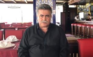 """ח""""כ עמיר פרץ במרוקו (צילום: חדשות 2)"""