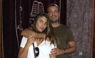 מור ממן ובן הזוג החדש (צילום: מתוך instagram)