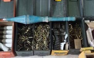 תחמושת (צילום ארכיון) (צילום: חטיבת דוברות המשטרה)