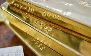 זהב (אילוסטרציה) (צילום: רוייטרס)