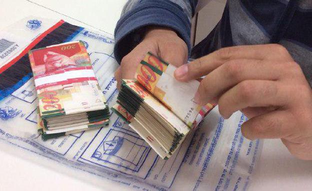 """תחקיר: """"עוקץ הלוואות"""" חדש בישראל (צילום: חטיבת דוברות המשטרה)"""