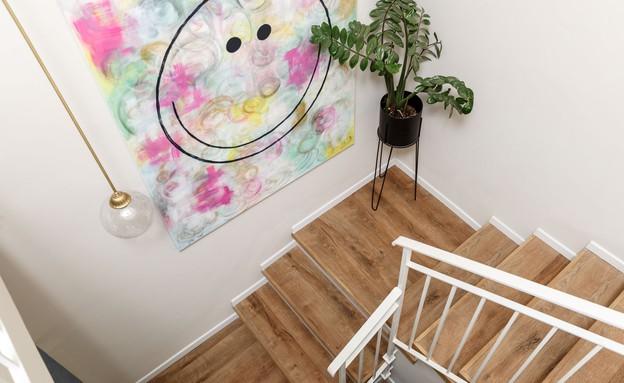 לימור אורן, מדרגות (36) (צילום: יחסי ציבור)