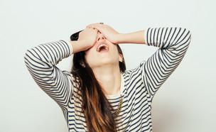 אישה מתוסכלת (צילום: kateafter | Shutterstock.com )