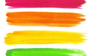 הברשות צבעוניות (צילום: יחסי ציבור, ShutterStock)