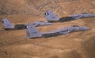 דוגמה לסוללת SA-5 (צילום: אתר חיל האוויר)