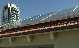 חכמם בשמש: יצרני החשמל הפרטיים (צילום: חדשות 2)