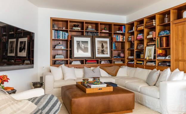 הדירה של סינדי קרופורד (צילום: יחסי ציבור)