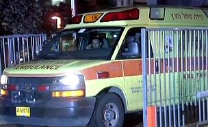 מות הפעוטה נקבע בבית החולים (צילום: חדשות 2)