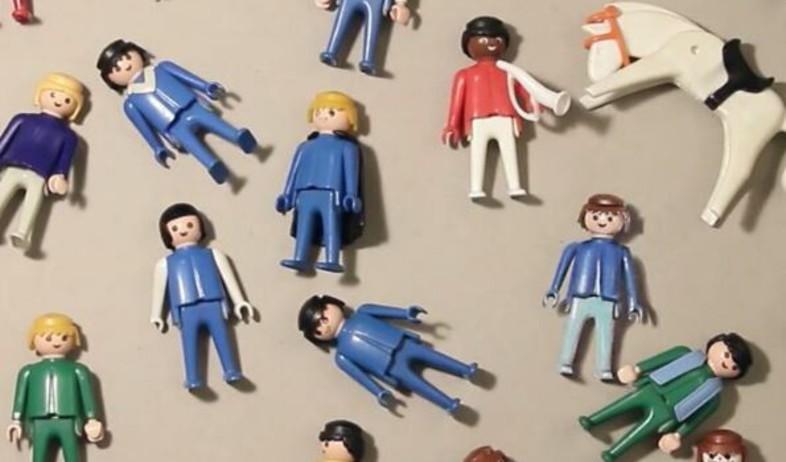 אמנות העיצוב לי הווארד צעצועים (צילום: יחסי ציבור)