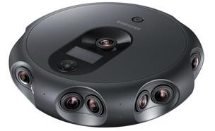 מצלמת Round 360 של סמסונג (צילום: סמסונג)