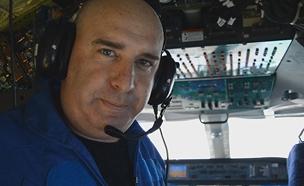 טיסת ניסוי מסוכנת באוויר. צפו (צילום: חדשות 2)