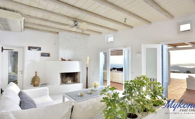 בתים למכירה 05_ עיצוב ים תיכוני מסורתי (צילום: יחסי ציבור)