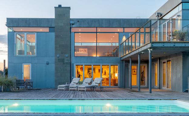 בתים למכירה 08_ בית מודרני על קו החוף של שבדיה (צילום: יחסי ציבור)
