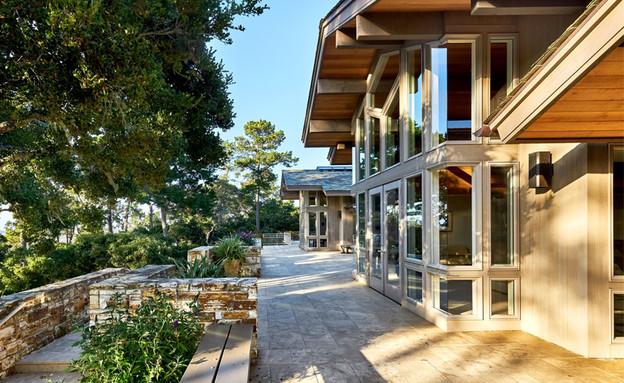 בתים למכירה 01_ גינה מטופחת המשתלבת בסביבה (צילום: יחסי ציבור)