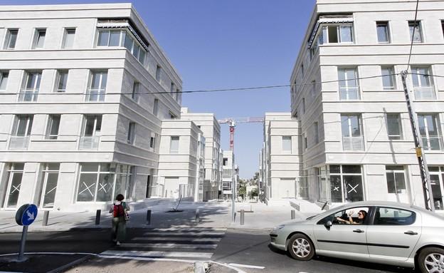 פרויקט רחוב דינה (צילום: יחסי ציבור)