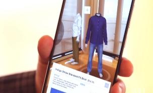 הפיתוחים שיאפשרו למדוד בגדים (צילום: חדשות 2)