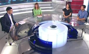 צפו בדיון באולפן (צילום: חדשות 2)