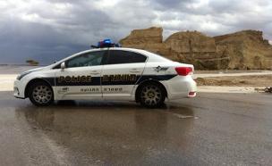 ניידת משטרת התנועה (צילום: חטיבת דוברות המשטרה)