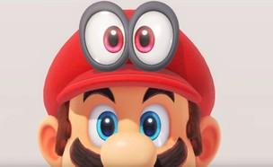 Super Mario Odyssey (איור: יחסי ציבור,  יחסי ציבור )