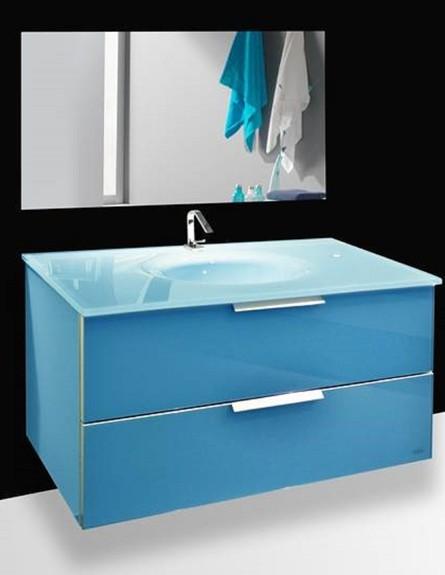 ארונות אמבטיה - אלמנט עיצובי בפני עצמו (צילום: יחסי ציבור)
