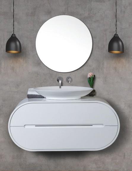 ארונות אמבטיה -ארון בפיתוח מיוחד של חברת ש.ד.י אהרוני ובניו שעמיד  (צילום: אורן דאי)