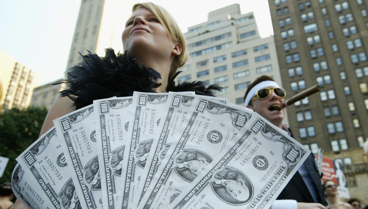 מחאת מיליארדרים למען בוש בארצות הברית 2004