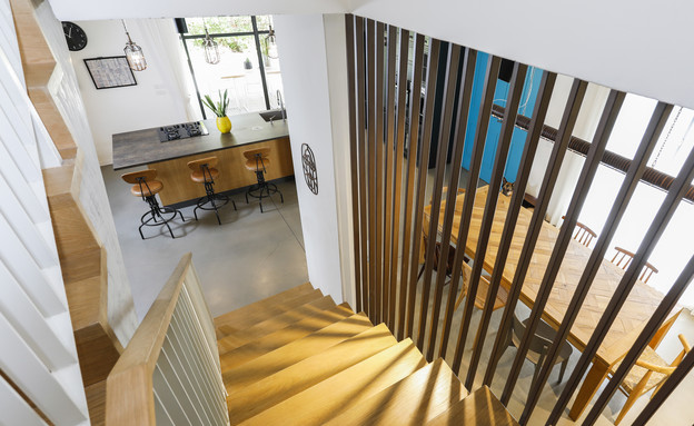 שירלי זמיר, מדרגות (12) (צילום: כפיר זיו)