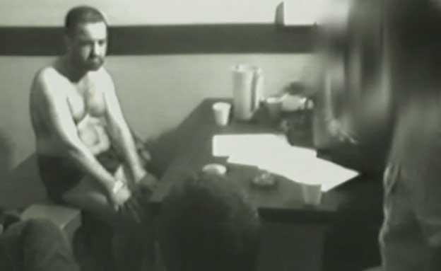 """""""שמר מידע על רון ארד"""", דיראני בחקירה (צילום: חדשות 2)"""