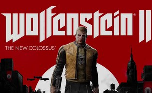 Wolfenstein II: The New Colossus (יח``צ: יחסי ציבור,  יחסי ציבור )