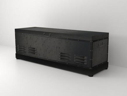 אחסון חורף13_ ספסל אחסון בקדמת המיטה (צילום: יחסי ציבור)