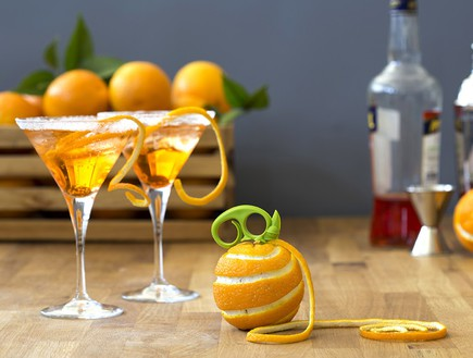 לקראת החורף, Peleg Design, זיקית קולפן לתפוז, 25 שקלים. (צילום: יחצ)