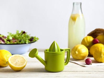 לקראת החורף, Peleg Design, משפך מסחטת לימון, 58 שקלים. (צילום: יחצ)