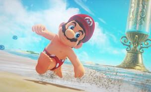 Super Mario Odyssey (צילום: יחסי ציבור, צילום מסך)