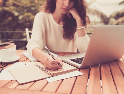 למה כדאי לכם לכתוב