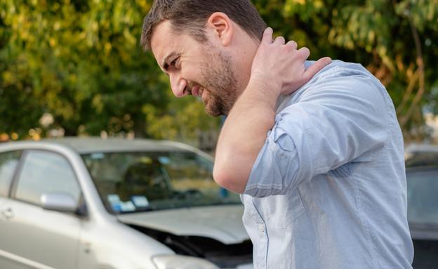 תאונת דרכים (צילום: יחסי ציבור, shutterstock)