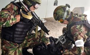 המשמר הלאומי הרוסי  (צילום: יחסי ציבור)