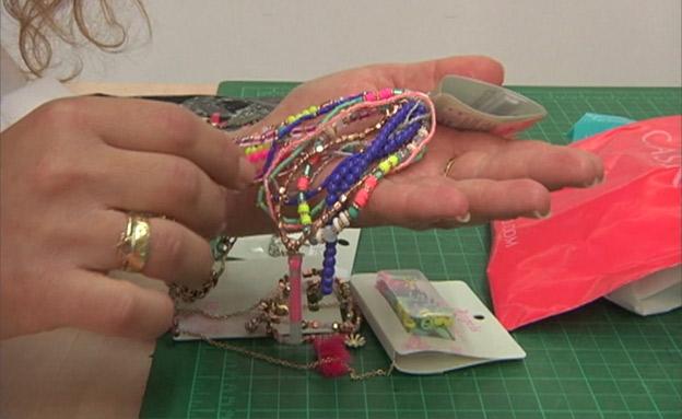 רעלים בתכשיטים: הכתבה המלאה (צילום: החדשות)
