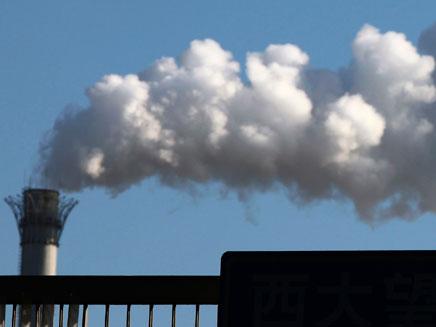 התחממות גלובלית - פליטת גזי חממה