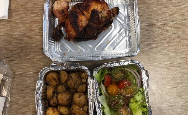 רוטיסרי דא דא ודא עוף בגריל (צילום: ריטה גולדשטיין, אוכל טוב)