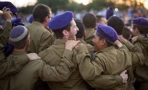 """חיילים (צילום: דובר צה""""ל )"""