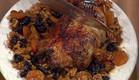 עוף ממולא עם טנזיה (צילום: מאסטר שף, קשת)